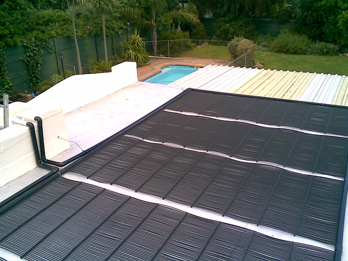 Swimming Pool Heating Solar Juice