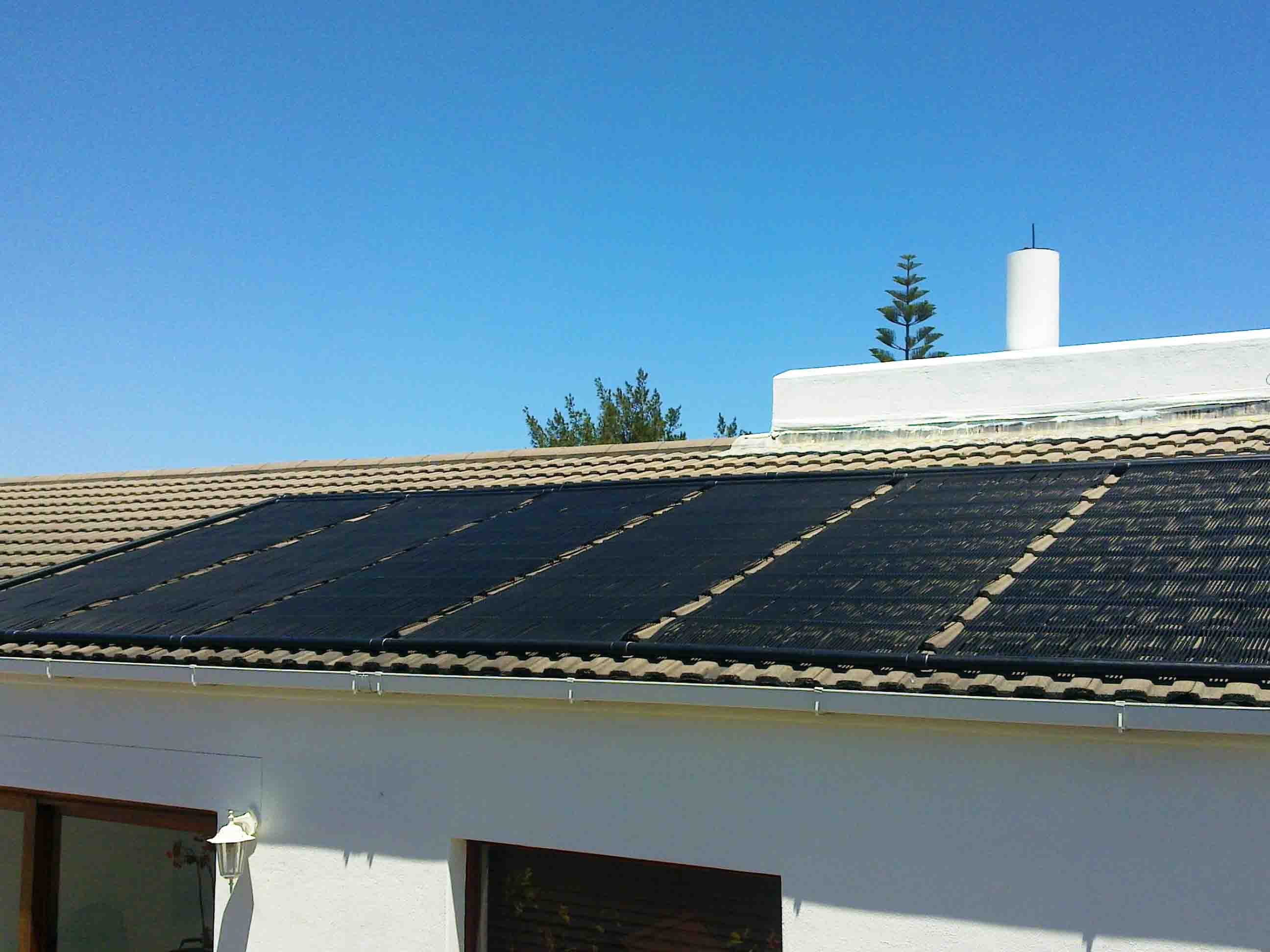 Swimming Pool Heating Solar Juice Home Panels Water Power In Edgemead
