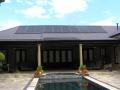 Solar Swimming pool heating in Franschhoek